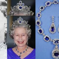 George VI Victorian Suite Tiara