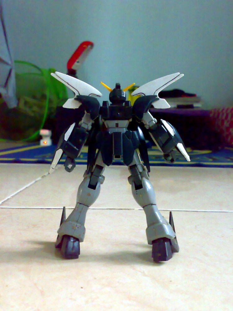 1/144 HG(FA) XXXG-01D2 Gundam Deathscythe Hell Custom (5/6)