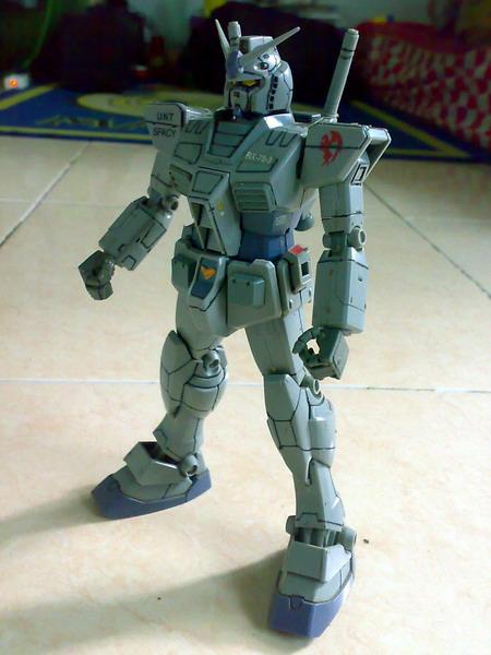 MG RX-78-3 G-3 Gundam (2/6)