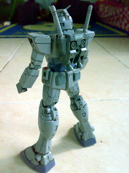MG RX-78-3 G-3 Gundam (3/6)