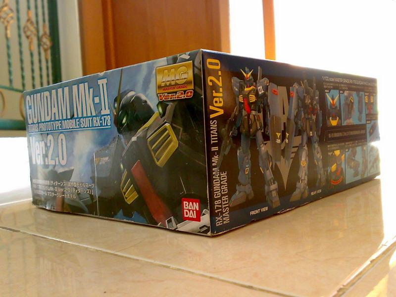 MG RX-178 Gundam Mk-II Ver.2.0 TITANS colors (5/6)