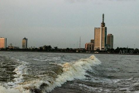 The Lagos Harbour