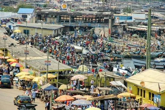 Cape Coast Accra Ghana
