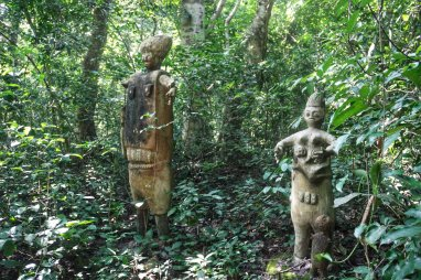 Osun Grove - Photo by Sandra Alonge