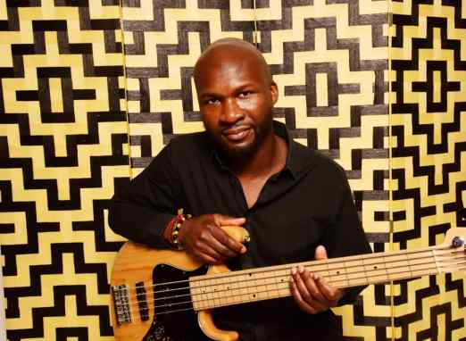 Michael Olatuja - Cinematic Afrobeat Bassist and Producer