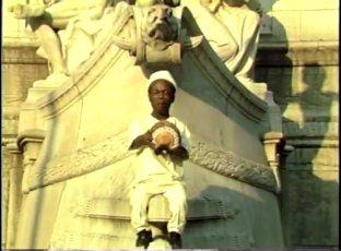 Majek Fashek Inna New York - Video stills