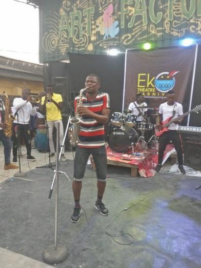 Eko Theatre Carnival 2020 - Photo By Eyes of a Lagos Boy