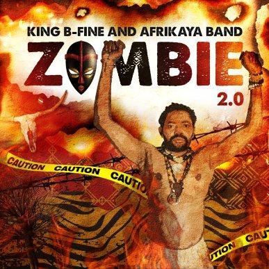 Zombie 2.0 Album cover