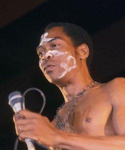 Fela Kuti the Afrobeat legend