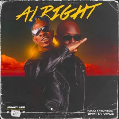 'Alright', vibes over a smooth Altranova produced instrumental