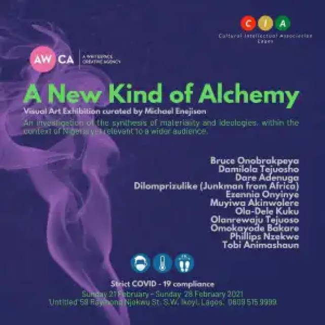 A new Kind of Alchemy
