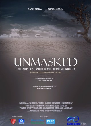 UNMASKED - The Poster