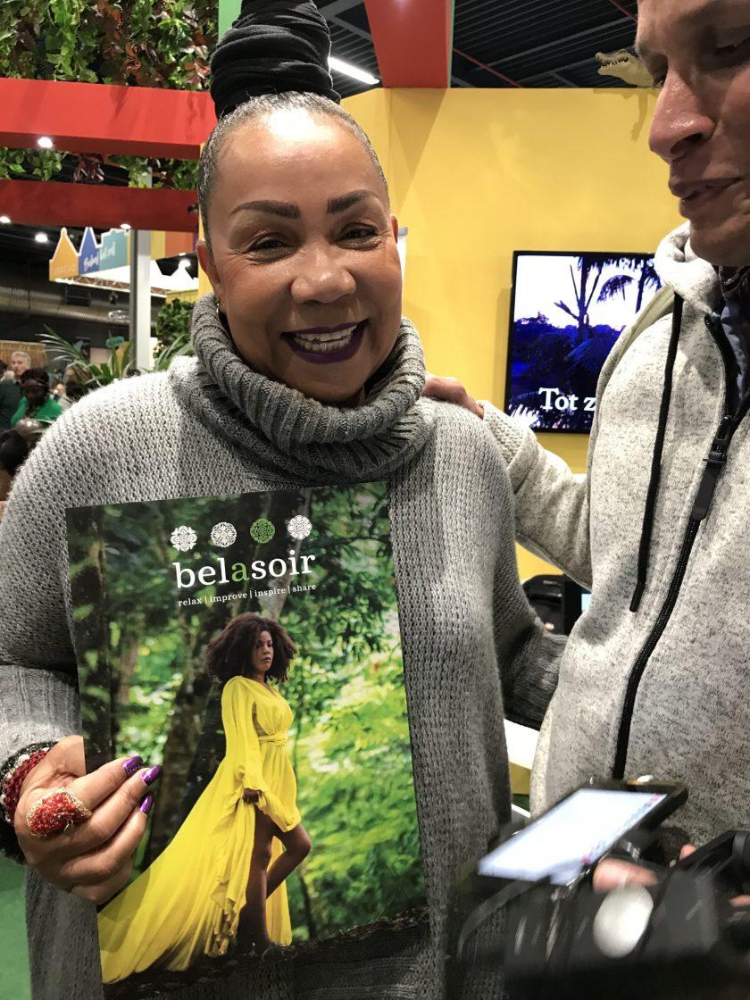 Karin Refos Director of the healthy lifestyle resort Belasoir