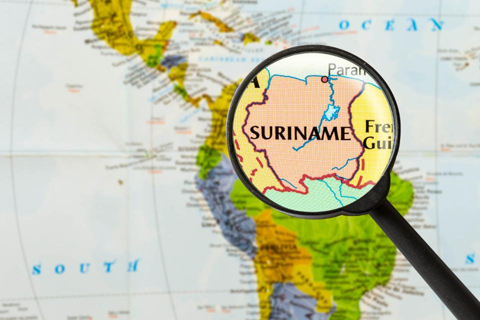 Suriname Oil Find