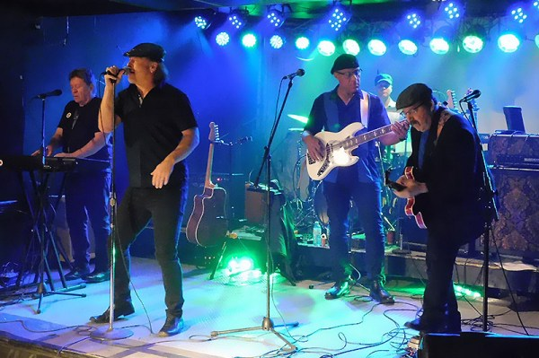 519 & Blues Side Bands Amplify Canada South Blues Society ...