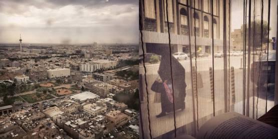 """Francesco Cianciotta Dittico della serie """"On the time edge"""", Arabia Saudita"""
