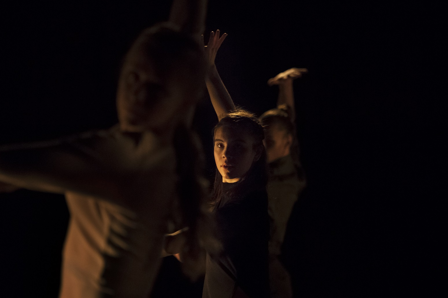 170303 Marika Renhuvud performs during a show on March 3, 2017 at the Ballet Academy in Stockholm, Sweden. Photo: Joel Marklund / BILDBYRN