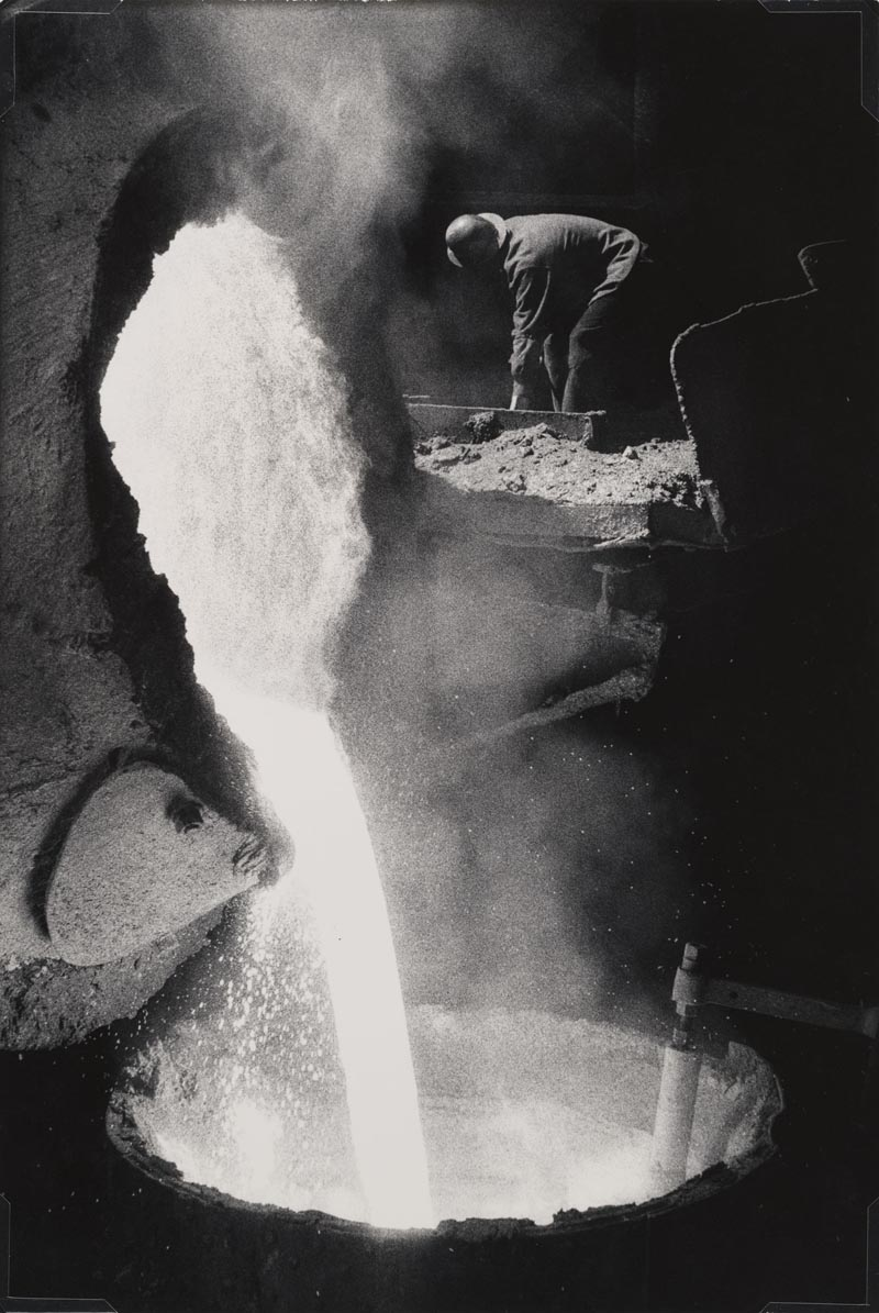 7. Eugene Smith_Steel mill