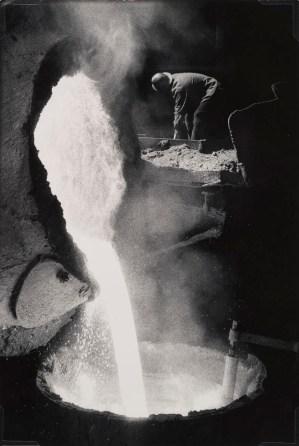 7. Eugene Smith_Steel mill