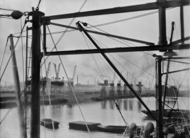 King George V Docks, London, 1934