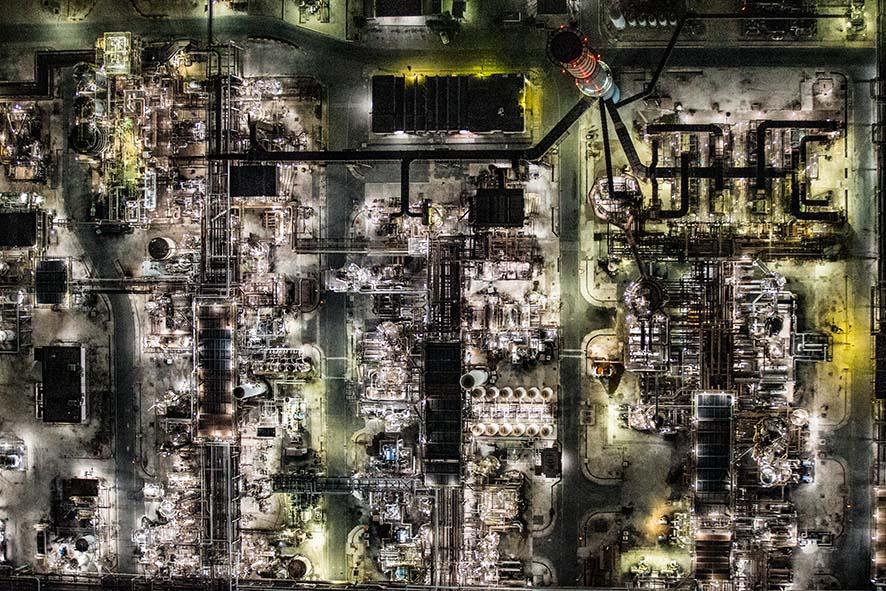 Roma, 2015. Le geometrie del potere: Vittoriano, Palazzo Chigi, Montecitorio, un dedalo di interessi© Massimo Sestini