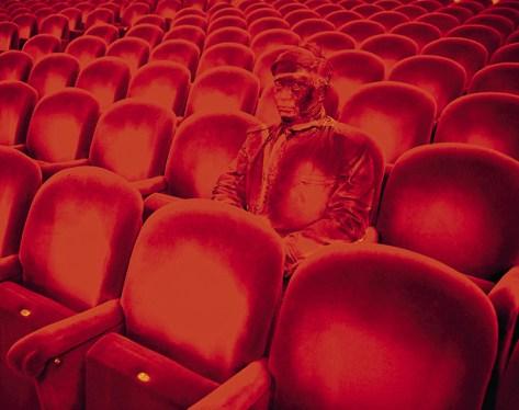 21_©Liu Bolin, Teatro alla Scala