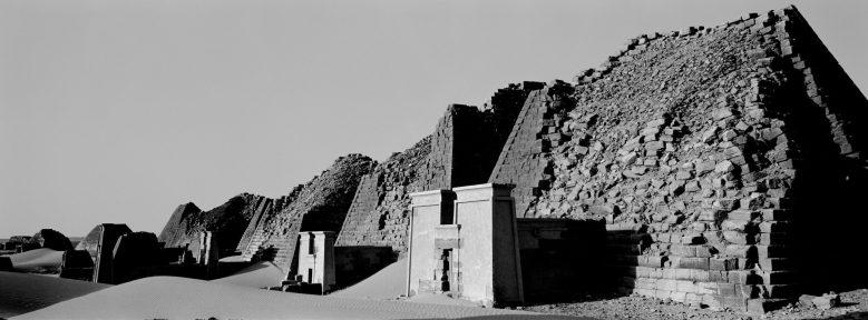 Pyramides saccagées