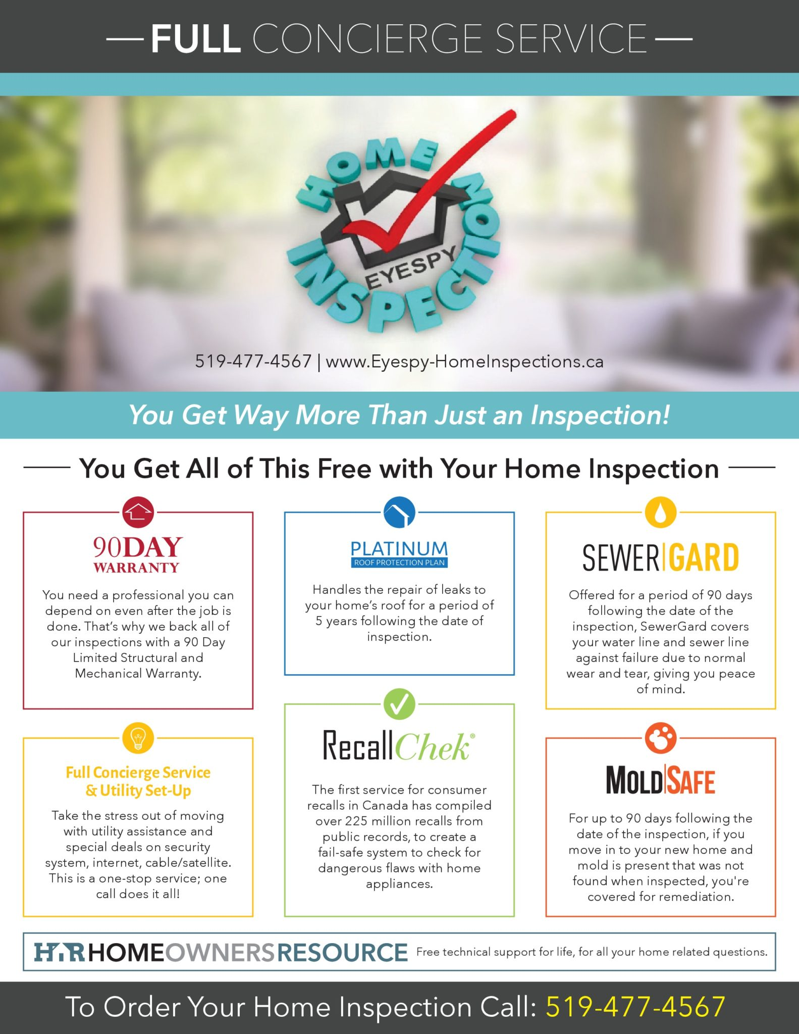 Eyespy Home Inspections - Home Page