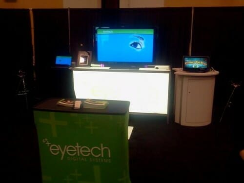 EyeTech Digital Systems - Blog - Measuring Ad Effectiveness with Eye Tracking at AdTech 2014