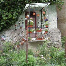 Small garden in Brasov
