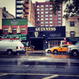 Guinness Warehouse