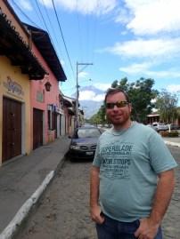 Steve in Antigua