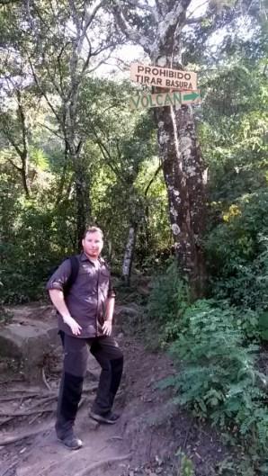 Jungle Steve!