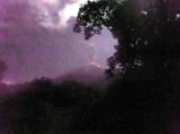 Fuego eruption 2