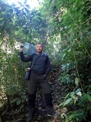 Jungle Steve