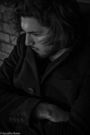 Charlie Kerr of JPNSGRLS. Photographed by Eyoalha Baker.