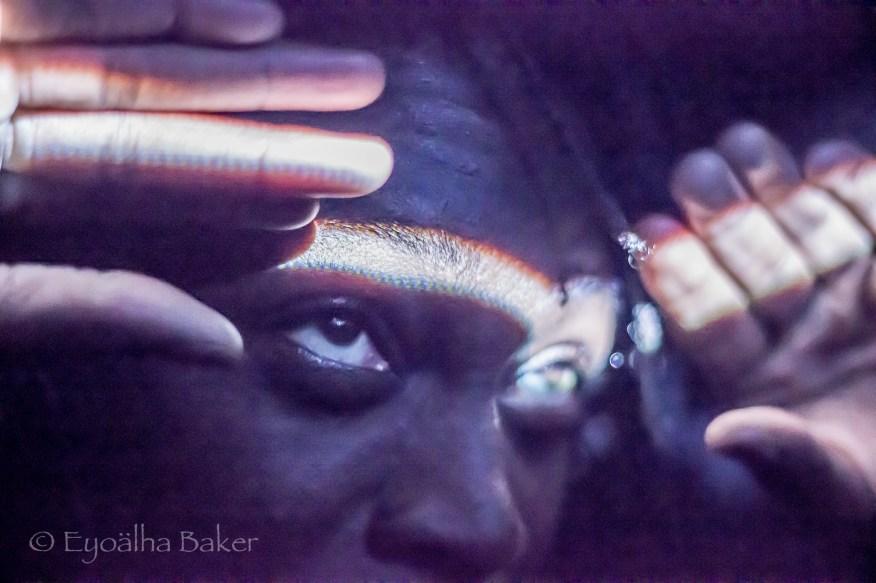 Creative portraits of Dancer Quentin Robinson by photographer Eyoalha Baker