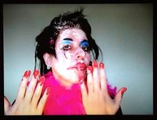 Cecilia Ferreira, Belle, 2013. Still from video.