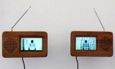Rehema Chachage, Kwa Baba Rithi Undugu (2009), wood and video