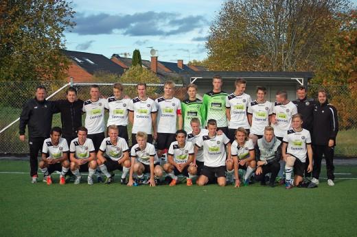 Seriesegrare U17 Div.1 Västra Götaland: Örebro SK.
