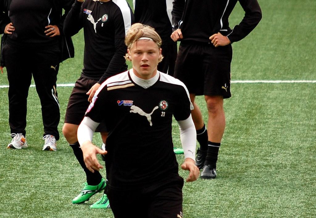 Det blir (minst) ett år till för Erik Nilsson i Degerfors.