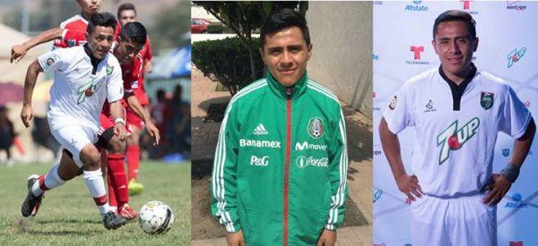 Diego Lopez har representerat Mexico i futsal.