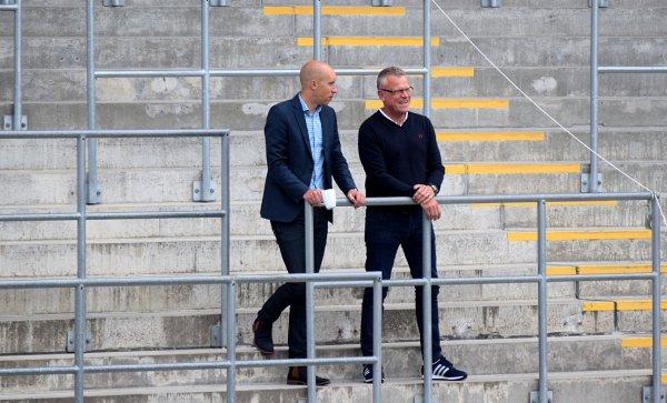 Jan Andersson - Sveriges nybakade förbundskapten.