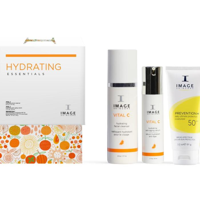 Image Skincare Hydrating Christmas Bundle