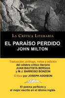 el-paraiso-perdido-de-john-milton-coleccia-n-la-cra-tica-literaria-por-el-ca-lebre-cra-tico-literario-juan-bautista-bergua-ediciones-iba-ricas-i1n2198181