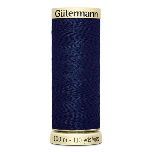 Fils Gütermann 100m couleur Bleu : 13 © Eyrelles Tissus