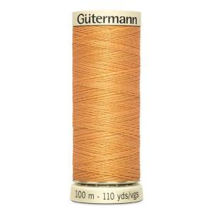Fils Gütermann 100m couleur Orange : 300 © Eyrelles Tissus
