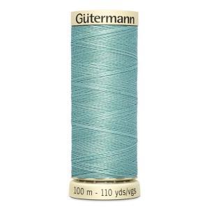 Fils Gütermann 100m couleur Bleu : 929 © Eyrelles Tissus