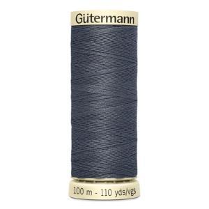 Fils Gütermann 100m couleur Gris : 93 © Eyrelles Tissus