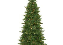 6.5ft Slim Artificial Christmas Tree A860867